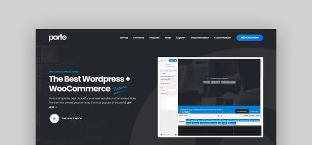 Porto WordPress Multipurpose Theme With Visual Composer