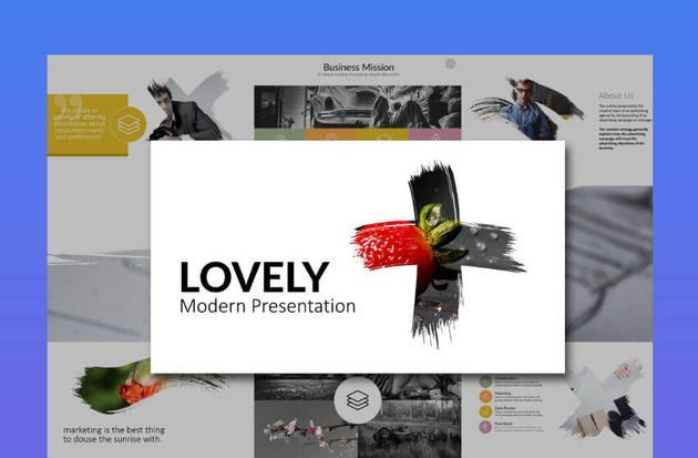 lovely powerpoint templates for corporate presentations