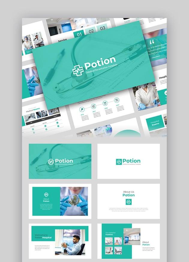 Potion Medical Presentation