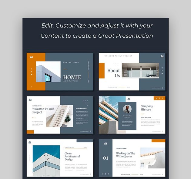 Homie Real Estate Pitch Deck