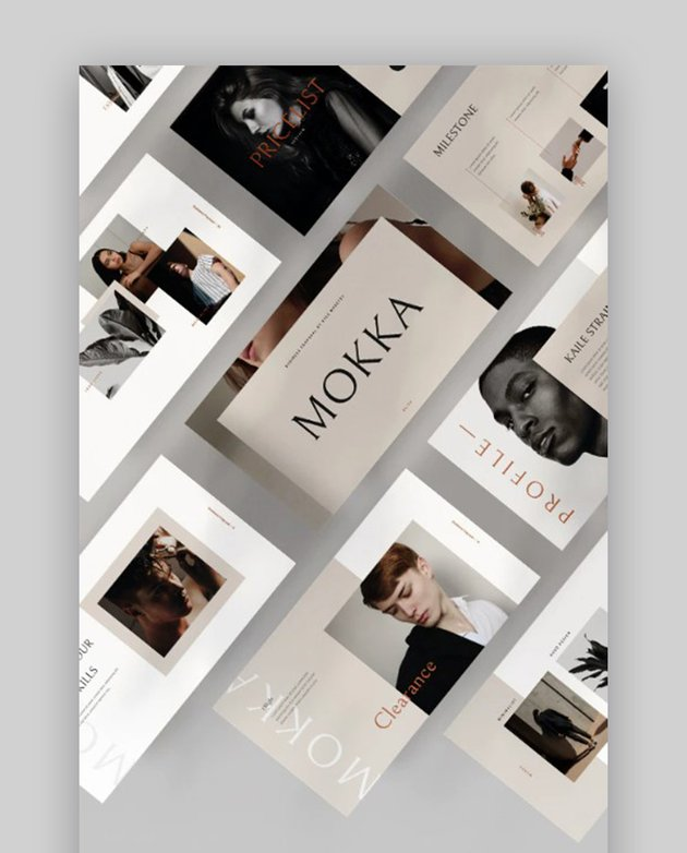 Mokka PowerPoint Theme