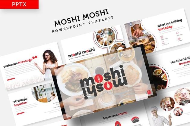 Moshi Moshi Aesthetic Slideshow