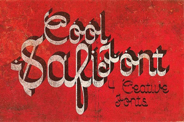 Safi Calligraphy Font Download
