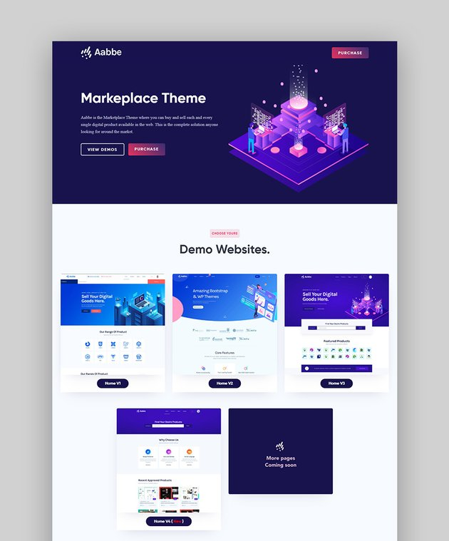 Aabbe - Mejor marketplace para WordPress multiproveedor