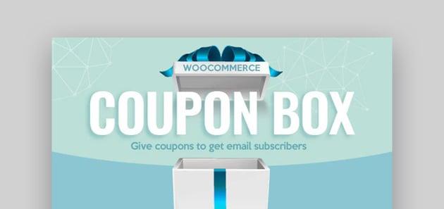 WooCommerce Coupon Box Mailchimp For WooCommerce