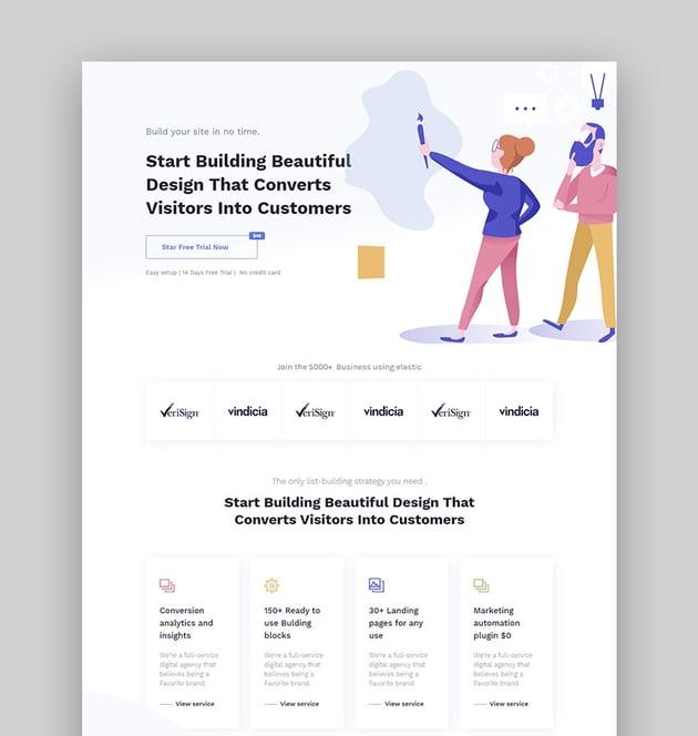 Elastik Quality WordPress Themes