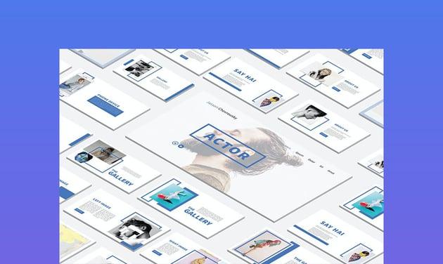 Minimal Modern PowerPoint Presentation - Creative PowerPoint Design