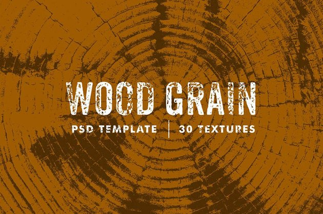 Wood Texture For Photoshop
