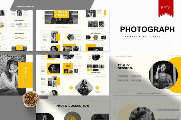 Photograph  PowerPoint Template