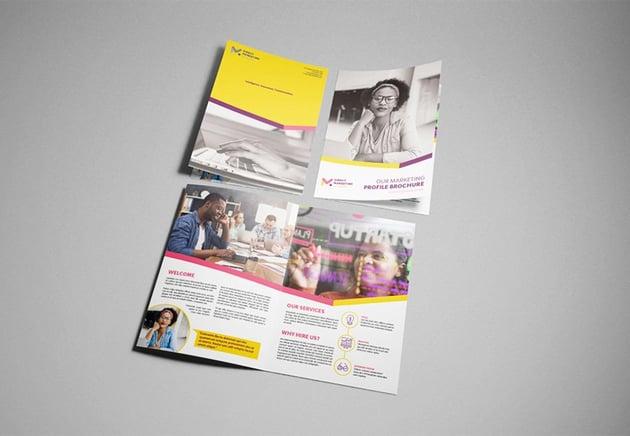 Marketing InDesign Pamphlet Tutorial