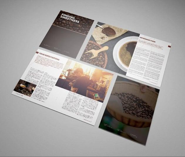 Booklet Brochure Layout Design Tutorial