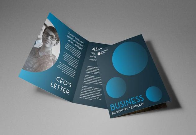 Bifold Adobe InDesign Brochure Tutorial