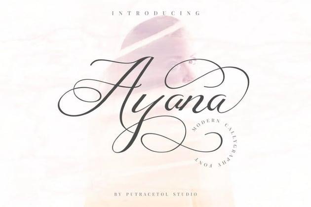 Ayana Font