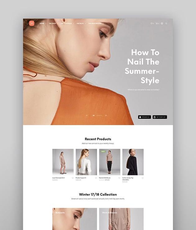 Shopkeeper - Tema de WooCommerce para crear un marketplace con WordPress
