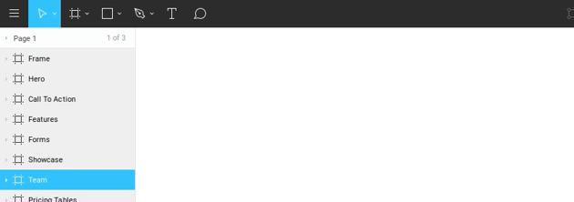 Keyboard Shortcuts to Navigate Between Artboards