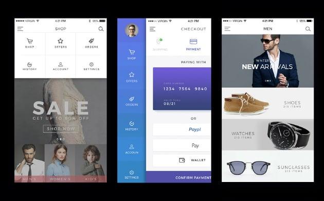 Next Ecommerce - UI Kit
