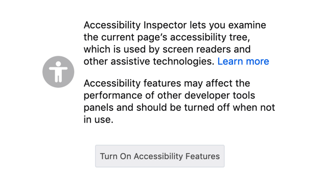 Accessibility Inspector