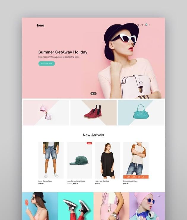 Fona - Premium Multipurpose Shopify Theme