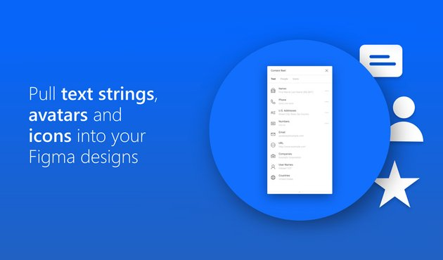 Content Reel plugin for Figma