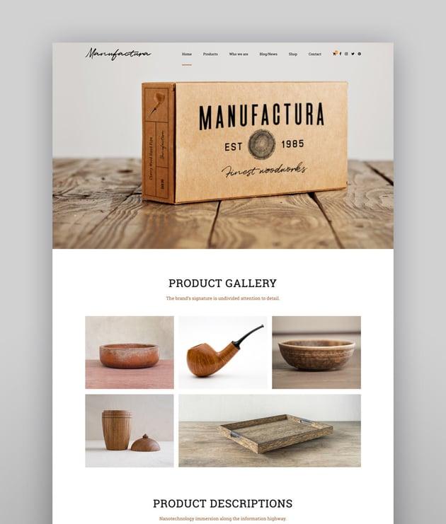 Manufactura - Handmade Crafts Artisan Artist