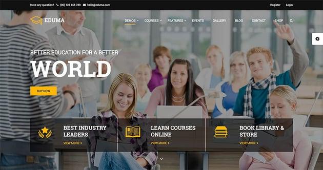 Education WordPress Theme  WordPress