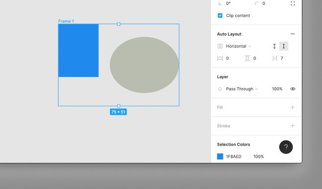 auto-layout in Figma