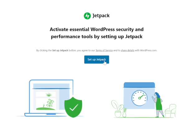 Install Jetpack on Your WordPress Site