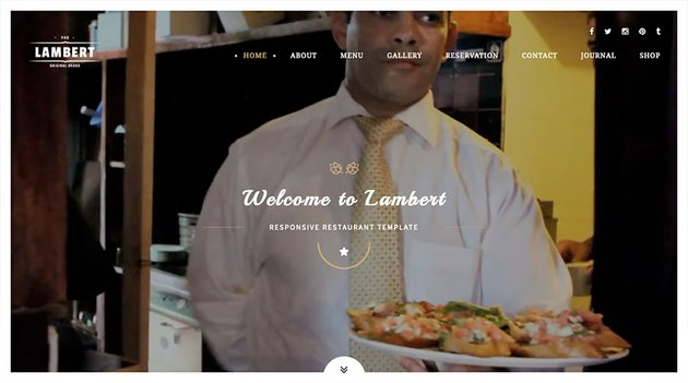 Lambert - Restaurant / Cafe / Pub