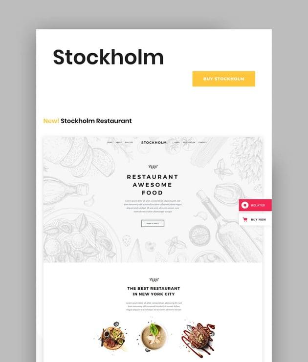 Stockholm - Ein echtes Multi-Concept-Theme