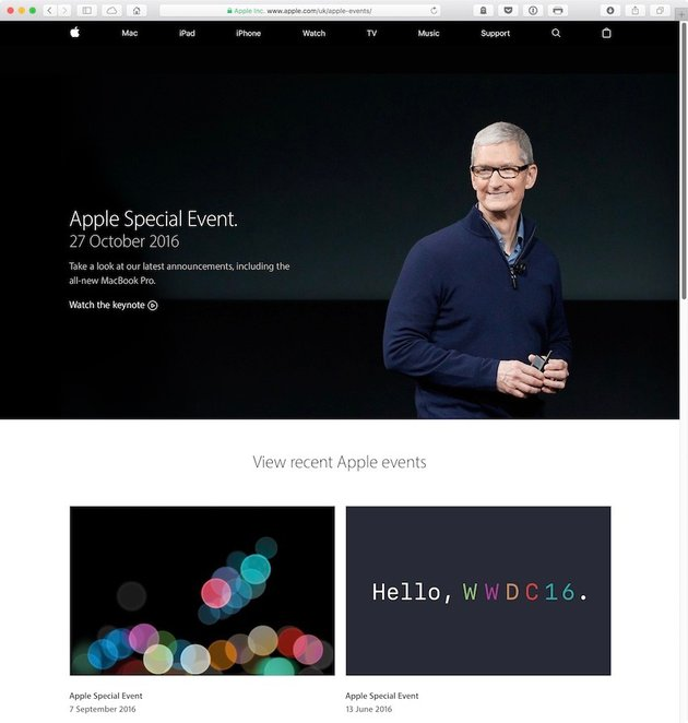Catch up with historic Apple events at httpswwwapplecomapple-events
