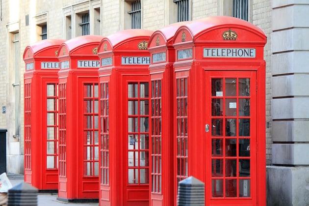 Telephone kiosks Payphones