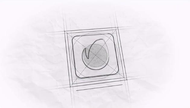 Sketch Logo Reveal