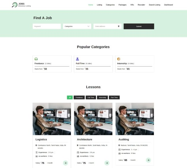 DT—Directory WordPress Plugin