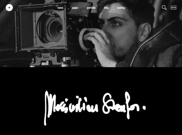 Leitmotif—Movie and Film Studio Theme