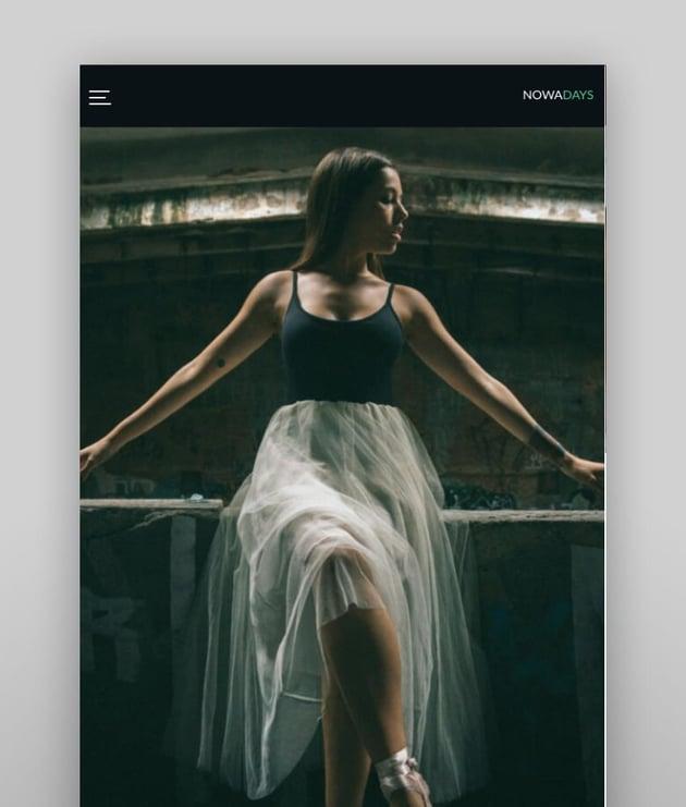 NowaDays—Multipurpose WordPress Theme