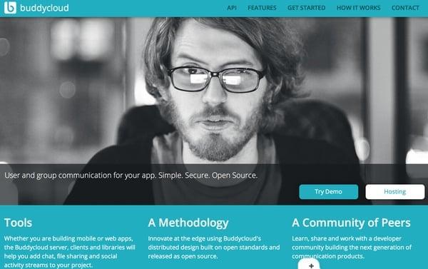 Buddy Cloud Home Page