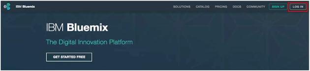 IBM BlueMix and DevOps - Bluemix Home Page