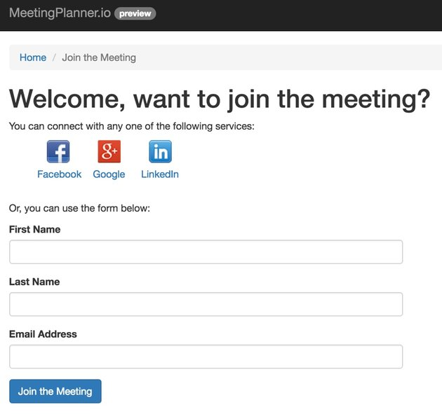 Building Your Startup Secure Shareable Invitation URL - Participant Join Page from Invite URL