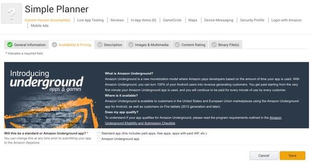 Amazon Appstore - What is Amazon Underground