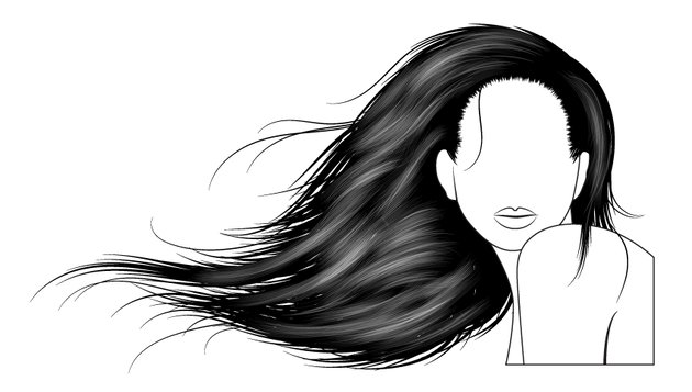 Final hair result