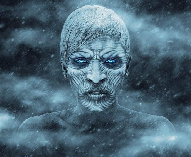 Snow Walker Photoshop Action