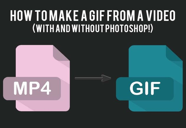 MP4 to GIF without Photoshop!