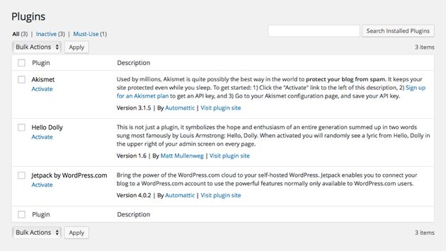 The Jetpack plugin is now available