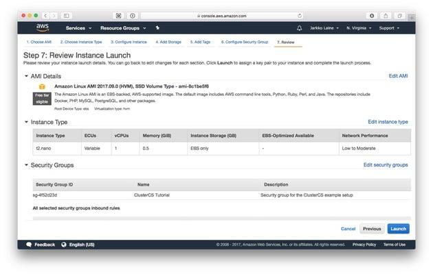 Review your EC2 instance configuration