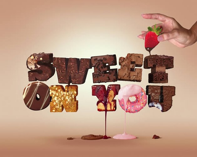 Sweet Candy Text Effect Adobe Photoshop Tutorial