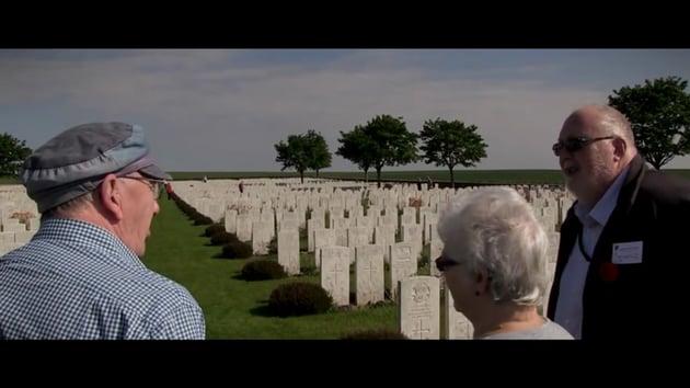 HIstorical Documentary Video Shot