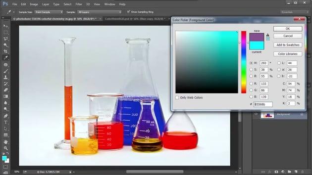 Using RGB Color Mode