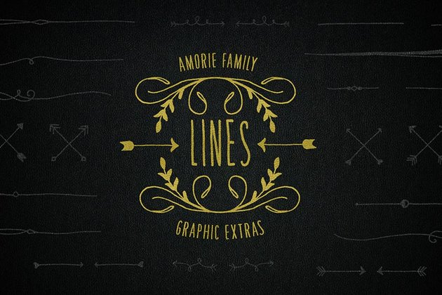 Graphic Line Elements