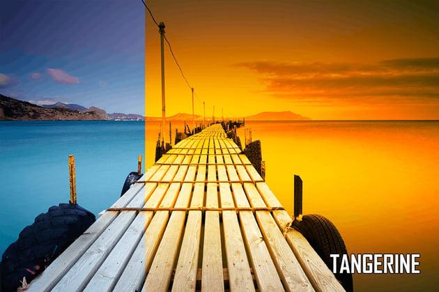 Vibrant Photo Effect Template
