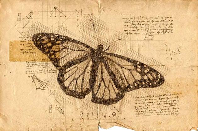 Da Vinci Sketch Photoshop Action